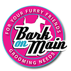 Bark On Main Mobile Logo